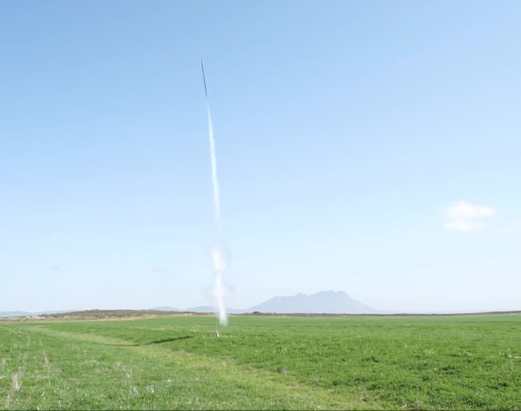 Ascension III Launching to a new world record altitude.
